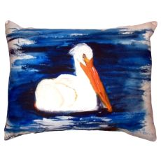 Spring Creek Pelican No Cord Pillow 16X20