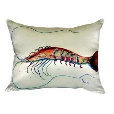 Betsy'S Shrimp No Cord Pillow 16X20