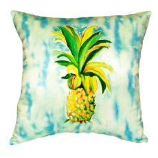Pineapple No Cord Pillow 18X18