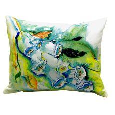 Foxgloves No Cord Pillow 16X20