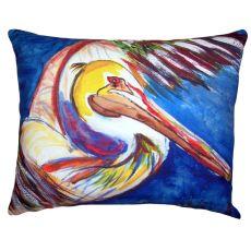 Pelican Wing No Cord Pillow 16X20