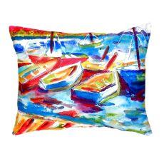 Betsy'S Marina Ii No Cord Pillow 16X20