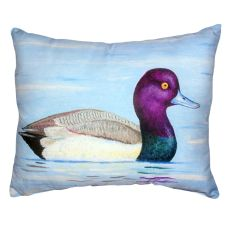 Lesser Scaup No Cord Pillow 16X20