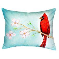 Dick'S Cardinal No Cord Pillow 16X20