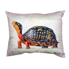 Happy Turtle No Cord Pillow 16X20