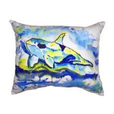 Orca No Cord Pillow 16X20