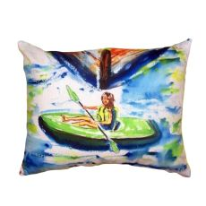 Eva No Cord Pillow 16X20