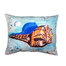 Amber Shell No Cord Pillow 16x20