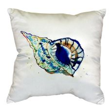 Betsy'S Shell No Cord Pillow 18X18
