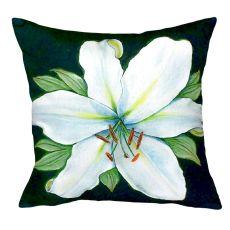 Casablanca Lily No Cord Pillow 18X18