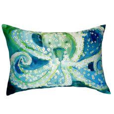 Octopus No Cord Pillow 16X20