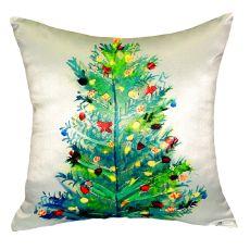 Christmas Tree No Cord Pillow 16X20