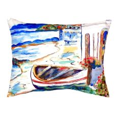 Sicilian Shore No Cord Pillow 16X20