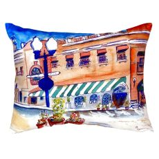 Canal Street No Cord Pillow 16X20