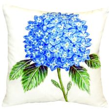 Dick'S Hydrangea No Cord Pillow 18X18
