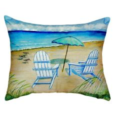 Adirondack No Cord Pillow 16x20