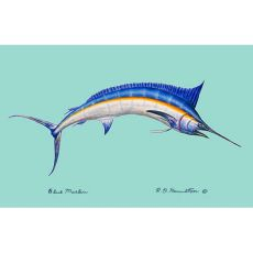 Blue Marlin Place Mat Set Of 4