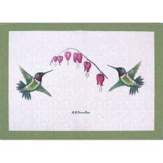 Hummingbird Place Mat Set Of 4