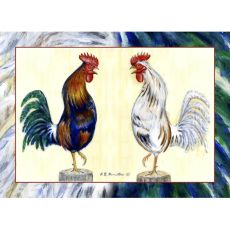 Blue Rooster Place Mat Set Of 4