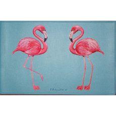 Pink Flamingo Place Mat Set Of 4