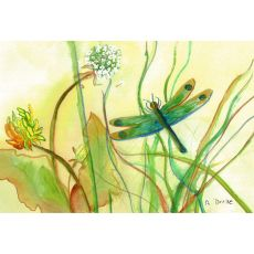 Dragonfly Place Mat Set Of 4
