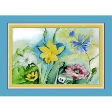 Florals Place Mat Set Of 4