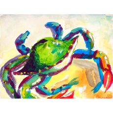 Teal Crab Place Mat Set Of 4