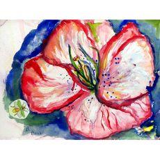 Hibiscus Place Mat Set Of 4