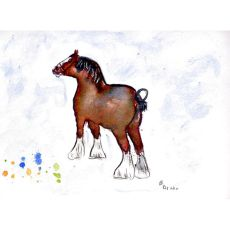 Clydesdale Place Mat Set Of 4