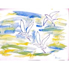 Three Gulls Place Mat Set Of 4