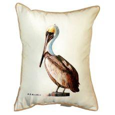 Pelican Small Indoor/Outdoor Pillow 11X14