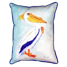 King Pelican Small Indoor/Outdoor Pillow 11X14