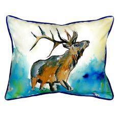 Elk Small Indoor/Outdoor Pillow 11X14