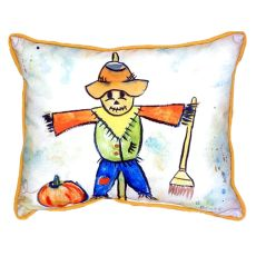Scarecrow Small Indoor/Outdoor Pillow 11X14