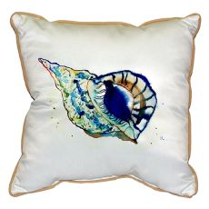 Betsy'S Shell Small Indoor/Outdoor Pillow 12X12