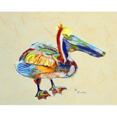 Heathcliff Pelican B Outdoor Wall Hanging 24X30