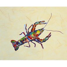Crayfish B Outdoor Wall Hanging 24X30