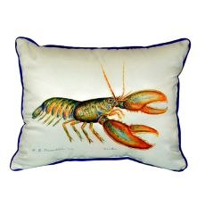 Lobster Extra Large Zippered Pillow 20X24