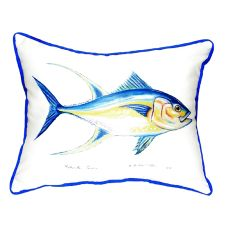 Tuna Extra Large Zippered Pillow 20X24