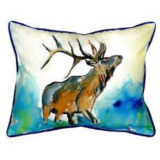 Elk Extra Large Zippered Pillow 20X24