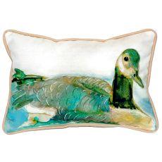 Canada Goose Extra Large Zippered Pillow 20X24