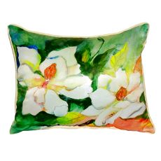 Magnolia Extra Large Zippered Pillow 20X24
