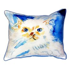Junior The Cat Extra Large Zippered Pillow 20X24