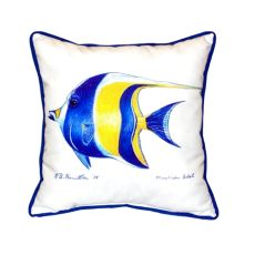 Moorish Idol Extra Large Zippered Pillow 20X24