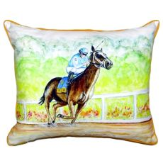 Home Stretch Extra Large Zippered Pillow 20X24