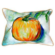 Pumpkin Extra Large Zippered Pillow 20X24