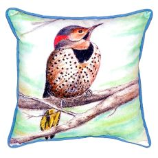 Flicker Extra Large Zippered Pillow 22X22