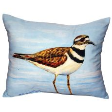 Killdeer Extra Large Zippered Pillow 20X24