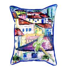 Fun City Ii Extra Large Zippered Pillow 20X24