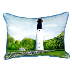 Hunting Island Extra Large Zippered Pillow 22X22